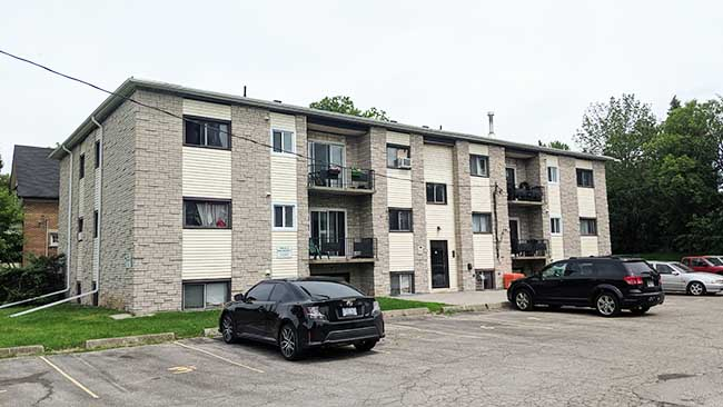 Kitchener – 12 Units